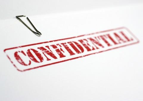 confidentialite